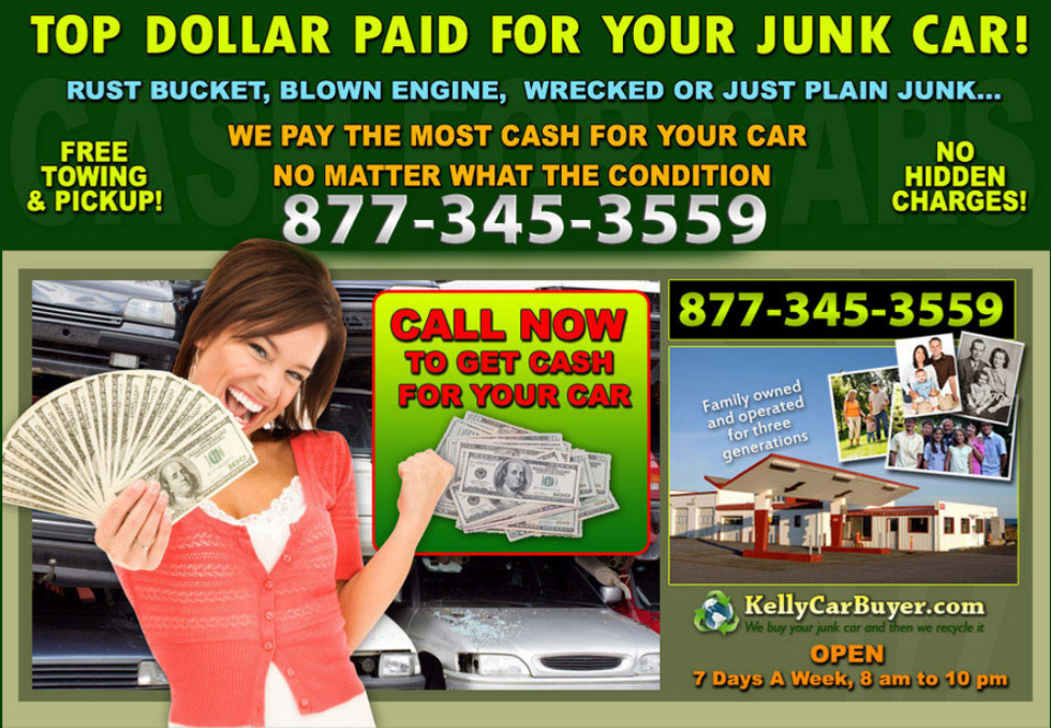 Online Quote - Junk Car Kansas City